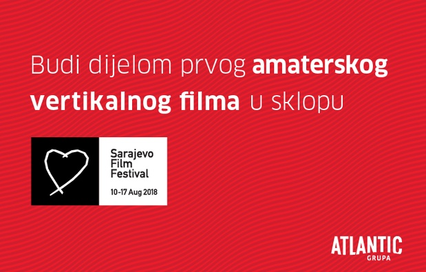 Unleash Your Creativity And Be A Part Of The Sarajevo Film Festival